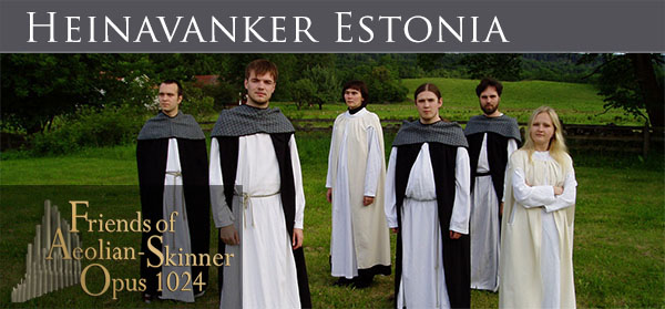 Heinavanker Estonia Folk Ensemble